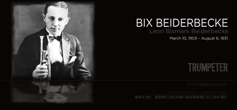Beiderbecke Bix Header