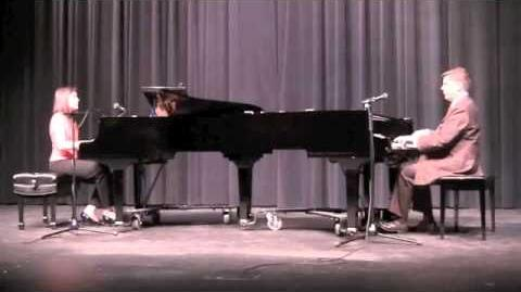 """I Never Knew"" - Stephanie Trick and Paul Asaro - Scott Joplin Festival 2011"