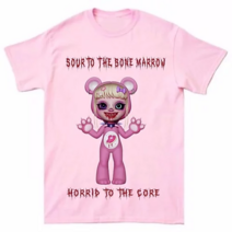 Blood bear share T shirt