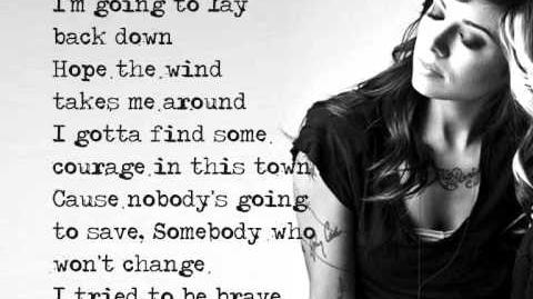 Christina Perri - Backwards (Lyrics)
