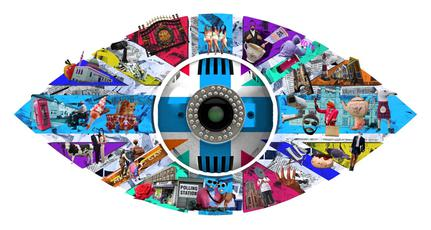 Big Brother 18 eye logo