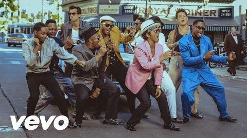 Mark Ronson - Uptown Funk ft Bruno Mars. Bruno Mars
