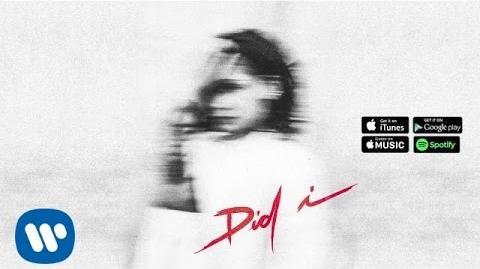 "Kehlani ""Did I"" Official Audio"
