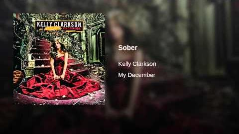 Kelly Clarkson - Sober (audio)