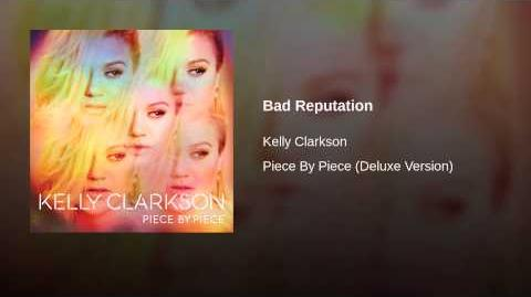 Kelly Clarkson - Bad Reputation (audio)