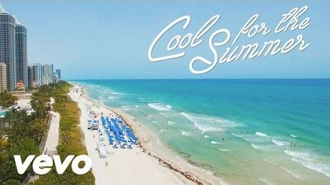 Demi Lovato - Cool for the Summer (Clean Lyric Video)
