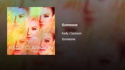 Kelly Clarkson - Someone (audio)
