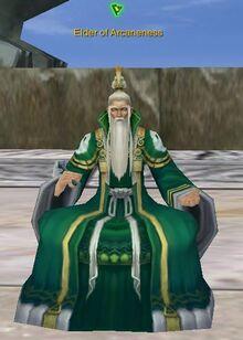 Elder of Arcaneness