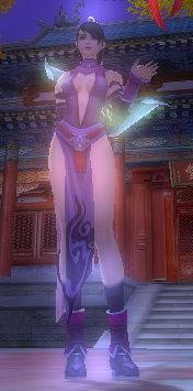 Lvl30 Female Lupin