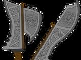 La nouvelle arme de Brokk