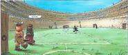 Stade brute-ball