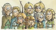 Famille Sylvaine