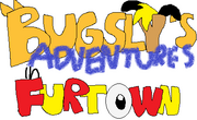 Bugsly's Adventures in Furtown logo