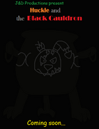 Huckle and the Black Cauldron Teaser Poster