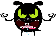 Blacky's Rage Form