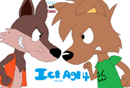 Ice Age 4 My style poster - Kind and Cruel
