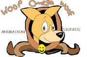 Woof Omega Woof logo