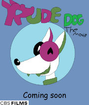 Rude Dog; The Movie poster