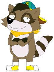 Champ Raccoon