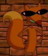 Cajun Fox