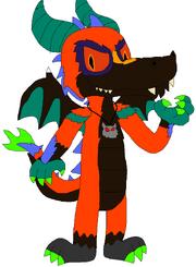 Usagi the Evil Mutant Dragon