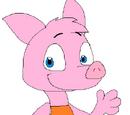 Percy Pig