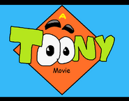 A Toony Movie Opening title
