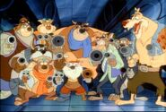 The Air Pirates (TaleSpin)