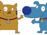 Nacho and Dog