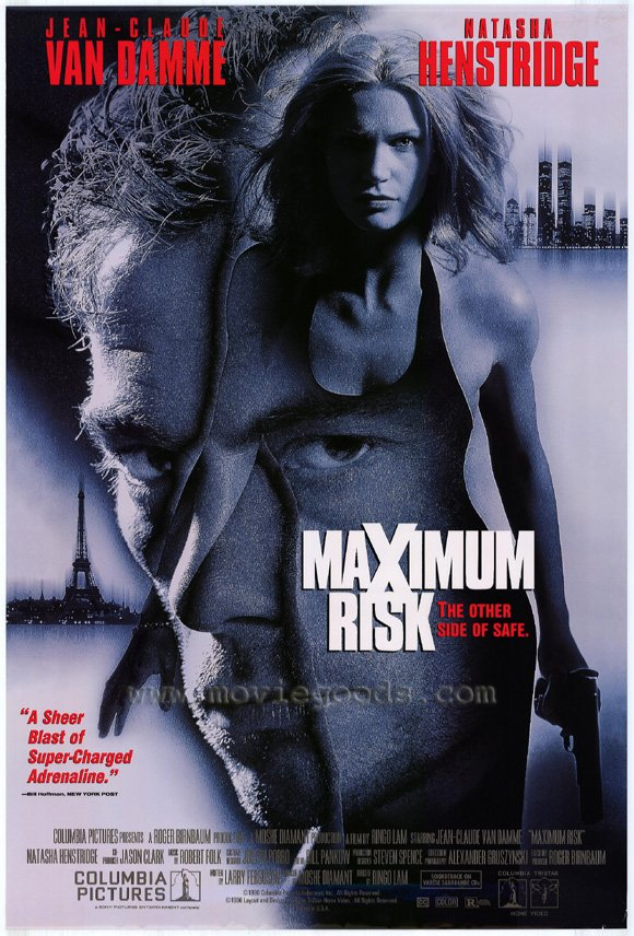 full movie maximum risk