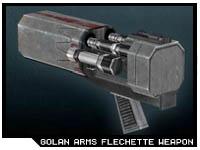 Weapon flechette image