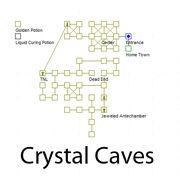 Crystal caves-Destiny