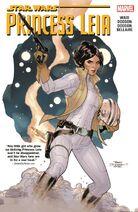Princess Leia tpb
