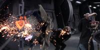 Anakin zerstört IG-102