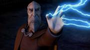 Macht-Blitz von Dooku
