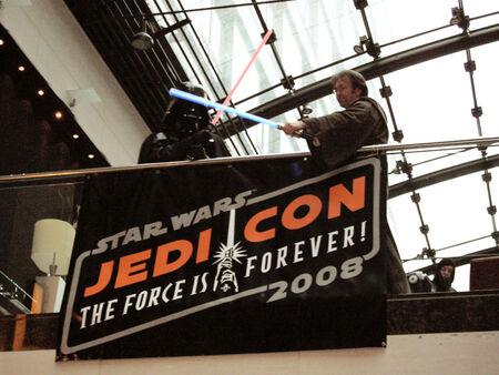 Jedi-Con 2008 Maritim-Hotel