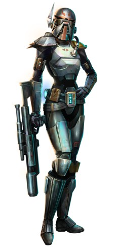 Bounty Hunter TOR