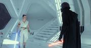 Kylo gegen Rey auf der Finalizer