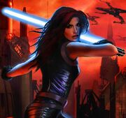Mara Jade Skywalker Opfer