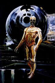 Showdown Centerpoint C-3PO Millennium Falke