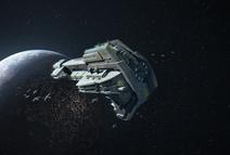 Starhawk-Klasse Mark II