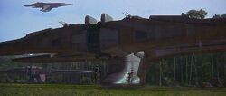 Naboo Landungsschiffe