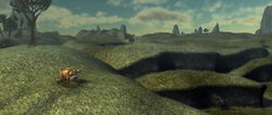 Telos Landschaft