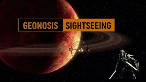 Sightseeing GEONOSIS