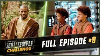 Star Wars Jedi Temple Challenge - Episode 9