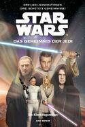 Das Geheimnis der Jedi Cover