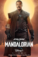 Mandalorian Poster Greef