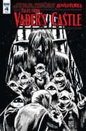 Tales from Vaders Castle 4 B&W