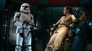 Rey entkommt