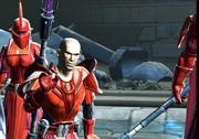 Iven und die Garde